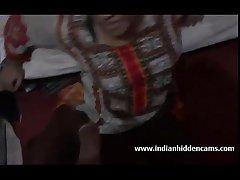Mature Indian Blowjob = IndianHiddenCams.com