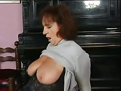 Group sexual congress with mature women - 7