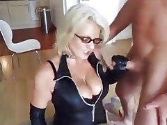comme ci mature fucks will not hear of husband