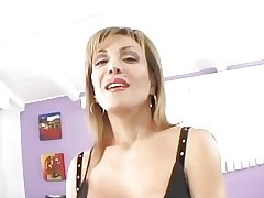 Busty grown up latina loves to get fucked