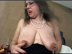 Of age with big clit and big saggy chest - negrofloripa