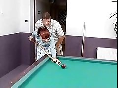 Red haired german mature fucked mainly a pool trustees