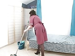 chum fuck soft matured maid
