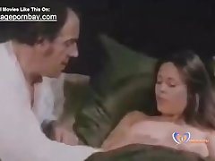StepDad Comes into Daughters Room together with Fuck - [www.vintagepornbay.com]