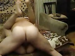 Amateur Mature Russian Couple Hot Fucking