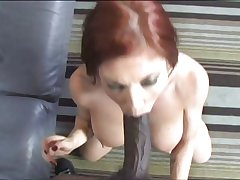 Adult Redhead Interracially Penetrated Decoration 1