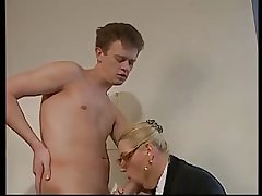 Festival MATURE Everywhere BIG BOOBS & GLASSES FUCKED IN Dramatize expunge OFFICE
