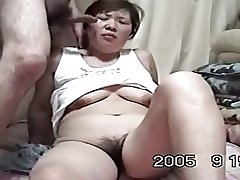 Homemade Mature Asian Cpl Hallow to Fuck (Uncensored)