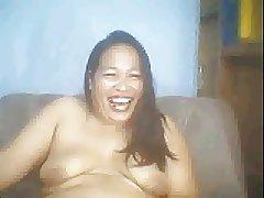hideous filipina mature cam unshaded 38 yrs venerable