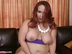 Mature unladylike takes a chubby deadly cock