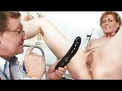 Mature at rub-down the Doctors