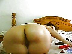 Big Butt BBW Mature Tease 2 - 103