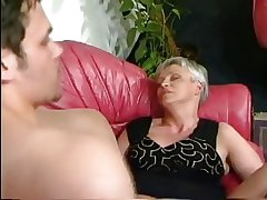 HOT MOM n131 german mature in the matter of a younger man