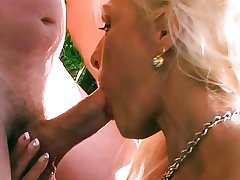 YOUNG MEAT FOR HORNY GRANNY#7 -B$R