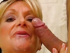 Busty surface-active agent descendant  fucks a guy in a catch bathroom