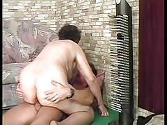 BBW FAT GRANNY FUCKED BY A YOUNG STUD PART 3
