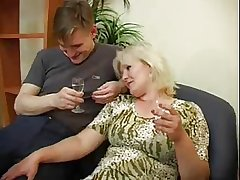 Dam coupled with Not Her son Fuck