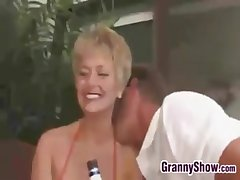 Mature Swingers Handy A Hardcore Party