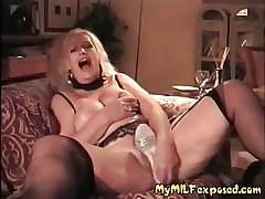 My MILF Exposed - mature granny hot wax tits feign