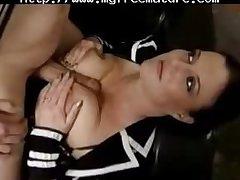Busty Brunette Milf mature mature porn granny old cumshots cumshot