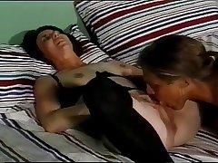 Granny loves obtaining say no to ass fucked