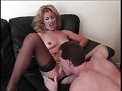Hot circle of age milf gets fucked
