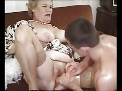 Age-old Full-grown Granny Fucked