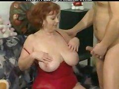 Grand Mere Se Fait Un Jeune mature mature porn granny aged cumshots cumshot