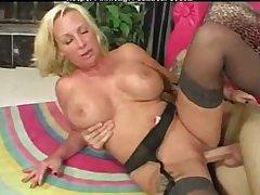 Sexy  Granny Busty Beauteous Cougar Licks Ass mature mature porn granny old cumshots cumshot