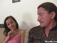 Putrefied GF added to his family attempt sex