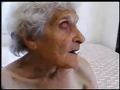 Very old granny still loves to loathing fucked