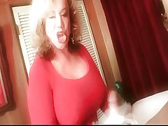 Granny Handjob #4 (Dirty Talking) 'Such a Good Errand Boy'