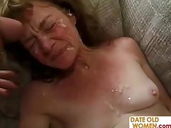 Horny Granny Needs More Learn of