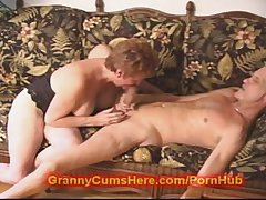 Impregnating a uncompromisingly old GRANNY