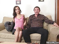 Mouldy GF and his parents have a passion