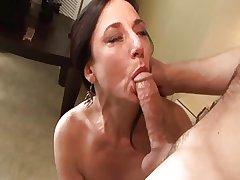 Verified MILF Karen Kourgar Takes Young Cock