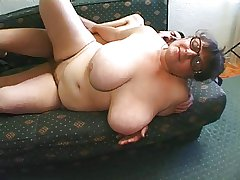 Big titty granny and be transferred to handyman