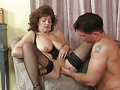 Granny in Stockings added to Basque Fucks
