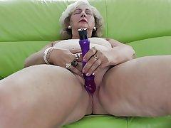 Granny Mathilda E. 67 years ancient