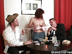 Platoon poker leads respecting threesome