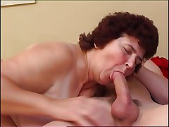 Granny coupled with a Boy 2