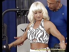 my sexy muscle ma