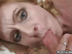 She helps not her son in law cum