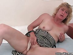 Grandma with hard nipples needs relating to tell someone where to go (compilation)