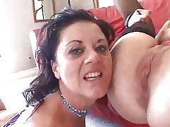 Mature Wife Pays be fitting of a Hellacious Groupsex...F70