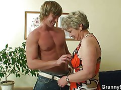 He drills her shaved superannuated seize