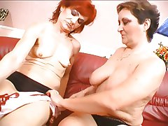 A couple be fitting of mature lesbians