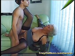 old busty mom is extreme randy today
