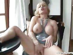 UK grown-up pornstar Jane Affiliation gets off in her interpret