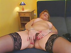 prudish granny fucked unconnected with black bull